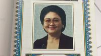 Buku yasin memperingati 1000 hari wafatnya Tien Soeharto. (dok. Instagram @titiksoeharto/https://www.instagram.com/p/By-KsenljfS/Putu Elmira)