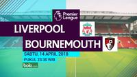 Premier League_Liverpool Vs AFC Bournemouth (Bola.com/Adreanus TItus)