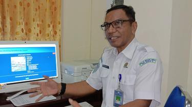Kepala BMKG wilayah V Jayapura