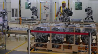 Mesin Baru Toyota Buatan Karawang Diekspor ke 5 Negara