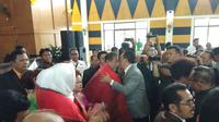 Calon Gubernur Jawa Barat nomor urut 4 Deddy Mizwar. (Tim Media Deddy Mizwar/Huyogo Simbolon)