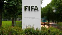 Kantor Pusat FIFA. (REUTERS/Arnd Wiegmann)