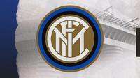 Logo Inter Milan. (Bola.com/Dody Iryawan)