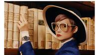 Kampanye Koleksi Aksesori Terbaru Gucci, Bukti Cinta Alessandro Michele Pada Sastra. Sumber foto: Document/Gucci.