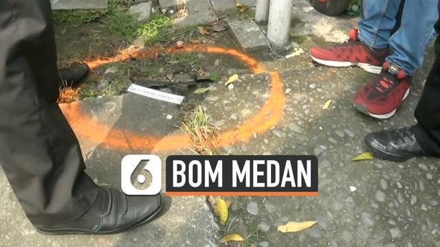 Bom yang meledak di Mapolresta Medan, Sumatera Utara menimbulkan kepanikan bagi warga yang ada di sekitar TKP. Terutama warga yang ada di Mapolresta untuk mengurus SKCK.