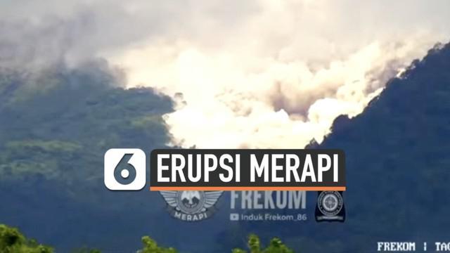 Aktivitas erupsi Gunung Merapi memaksa BPBD setempat ambil langkah pencegahan. Sejumlah warga di sekitar Merapi diungsikan untuk hindari luncuran awan panas