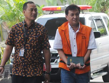 KPK Periksa Pengusaha Penyuap Bupati Kepulauan Talaud