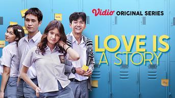 Jelang Tayang Love is a Story Episode 5, Intip Karakter Gendis yang Diperankan oleh Amanda Rawles