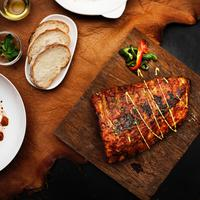 Ilustrasi menu restoran BBQ & Grill. (Foto: pexels.com)