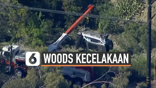 Polisi California gelar konferensi pers sampaikan informasi soal kecelakaan perah yang menimpa pegolf Tiger Woods hari Selasa (23/2). Apa saja temuan polisi terkait insiden tersebut?