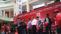Deklarasi organisasi kemasyarakatan (ormas) Gerakan Arah Baru Indonesia (Garbi) DKI Jakarta. (Merdeka.com)