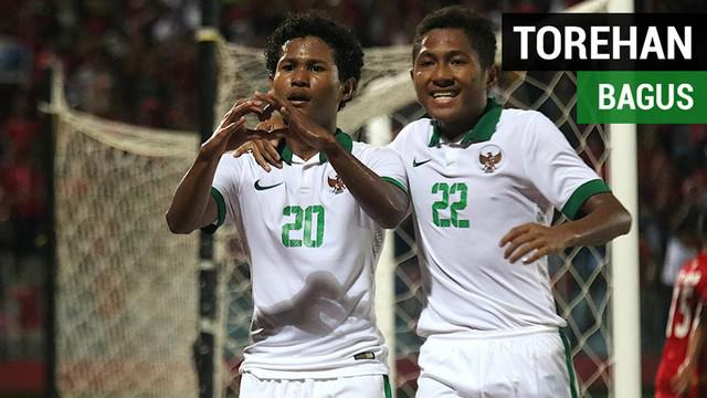Berita video gol-gol penyerang Timnas Indonesia U-16, Bagus Kahfi, pada fase grup Piala AFF U-16 2018.