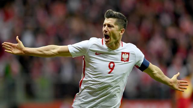 Polandia masih mengandalkan ketajaman Robert Lewandowski di Piala Eropa 2020.