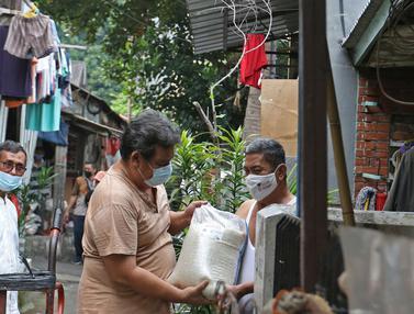 Bantuan Sosial Beras Mulai Dibagikan Besok di Kelurahan Tanah Tinggi