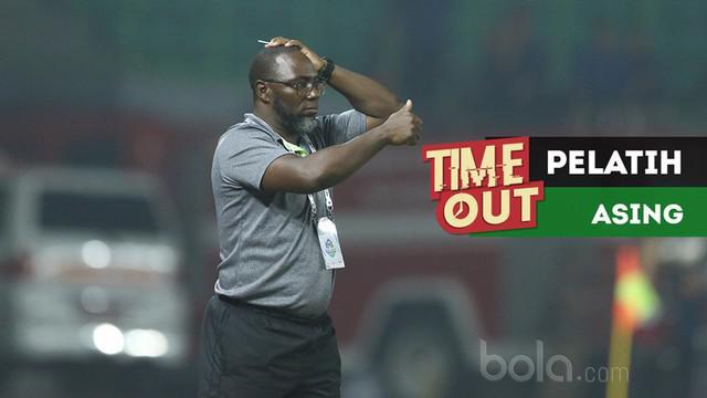 Berita video Time Out kali ini tentang pelatih-pelatih asing dengan jaminan mutu yang menangani beberapa tim Gojek Liga 1 2018 bersama Bukalapak.