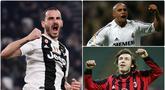 Inter Milan merupakan salah satu klub tersukses di Italia dan mampu menjuarai Serie A sebanyak 18 kali. Namun, Inter mempunya kebiasaan menjual pemain sebelum memberi mereka berkembang. Berikut 5 pemain yang terlalu cepat dilepas Inter Milan. (Kolase foto AFP)