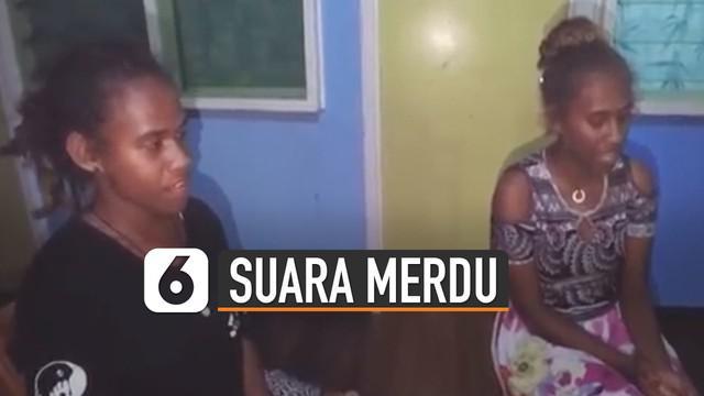 Video dua perempuan bersuara merdu jadi sorotan Bunga Citra Lestari. Dua Perempuan itu menjadi viral di media sosial.