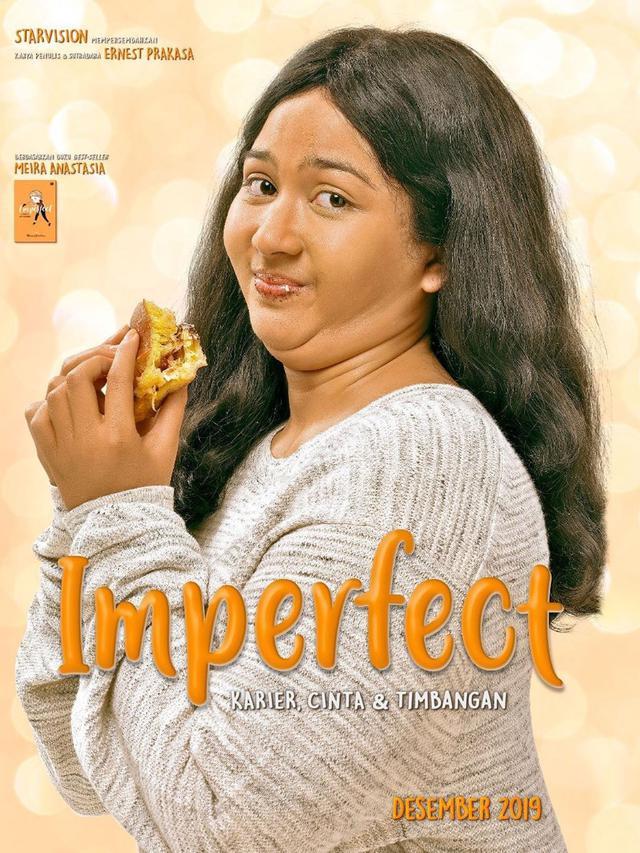Imperfect: Karier, Cinta, dan Timbangan Kumpulkan 127 Ribu Penonton di Hari Pertama - ShowBiz Liputan6.com