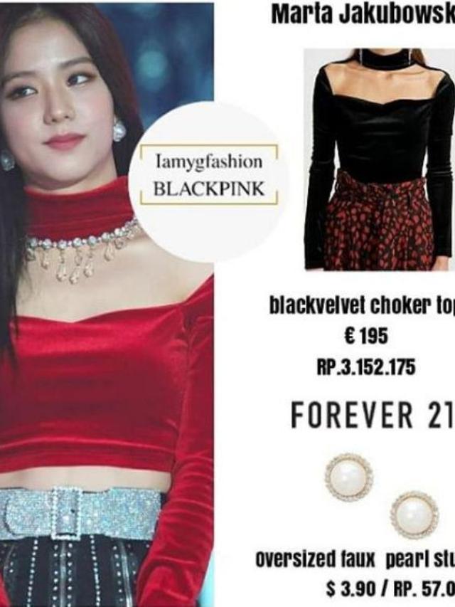 Baju Blackpink Asli