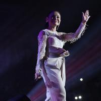 Rossa Konser Tegar 2.0 (Adrian Putra/Fimela.com)