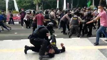 Nasib Brigadir NP Usai 'Smackdown' Mahasiswa Saat Demo di Gedung Pemkab Tangerang