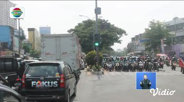 Pemkot Depok berencana memutarkan lagu 'Hati-hati' yang dinyanyikan Wali Kota Depok Mohammad Idris saat lampu lalu lintas merah menyala.