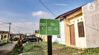 Suasana di perumahan subsidi Green Citayam City, Ragajaya, Bojong Gede, Kabupaten Bogor, Jawa Barat, Sabtu (13/2/2021). ). PT BTN Tbk optimis realisasi Kredit Pemilikan Rumah atau KPR mencapai 200-250 ribu unit pada 2021. (merdeka.com/Iqbal S Nugroho)