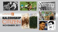Banner Kaleidoskop Citizen November 2017