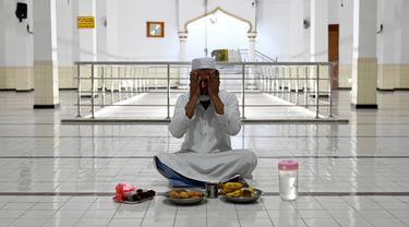 Ibadah Muslim Sri Lanka di Tengah Merebaknya COVID-19