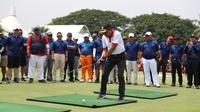 Menpora Apresiasi Ikastara Gelar Satu Nusantara Happy Golf Tournament ke-9 Tahun 2019