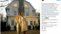 Tahukan Anda 3 kisah horor ini dikabarkan nyata di kehidupan sesungguhnya dan telah diangkat menjadi film di bioskop? (Foto: Instagram/ horrorcon)
