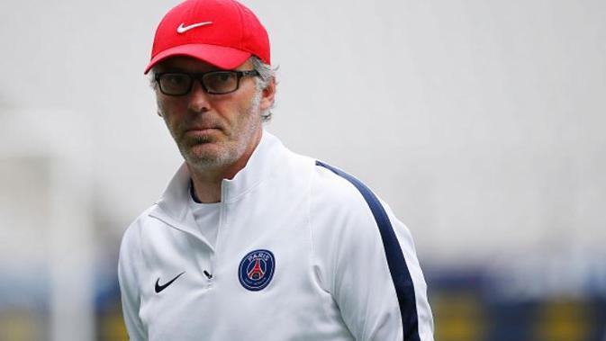 Laurent Blanc berminat menangani Manchester United. (AFP/Thomas Samson)