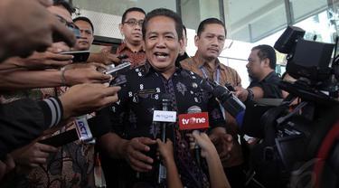 Kepala Badan Narkotika Nasional (BNN) Komjen Pol Anang Iskandar. (Liputan6.com/Panji Diksana)