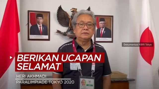 Berita Video Dubes RI untuk Jepang Berikan Ucapan Selamat Kepada Ni Nengah Widiasih atas Torehan Medali Perak di Paralimpiade Tokyo 2020