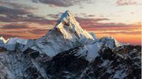 Ilustrasi Gunung Everest (iStock)