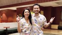 Tyas Mirasih dan Raiden Soedjono (Instagram/tyasmirasih)