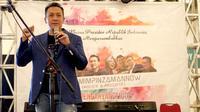 Diaz Hendro Priyono dalam acara #kepemimpinanzamannow