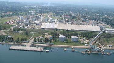 Pabrik PT Pupuk Iskandar Muda. Foto: https://www.pim.co.id/
