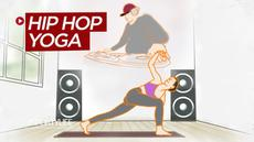 Berita video Sportylife kali ini mengenal Hip Hop Yoga dari instrukturnya, Firda Firdasari. Yoga yang satu ini juga menjadi salah satu pilihan berkeringat para warga Jakarta.