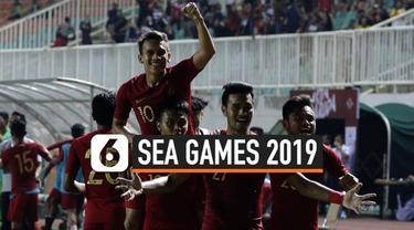 PSSI akhirnya merilis daftar pemain Timnas Indonesia U-22 yang akan tampil di SEA Games 2019 di Filipina, Rabu (20/11). Sesuai regulasi, pelatih Indra Sjafri memilih sebanyak 20 pemain.