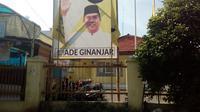 Kantor DPD Golkar jalan A. Yani, Garut, Jawa Barat (Liputan6.com/Jayadi Supriadin)