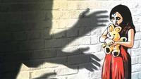 Ketika mencoba memperkosa seorang gadis berumur 8 tahun, pria ini ditangkap dalam keadaan tak berbusana.