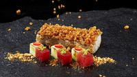 Rasakan sensasi nikmat menyantap sajian khas Nikkei di Henshin. Restoran tertinggi di Indonesia.