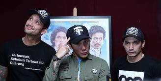 Hanya dalam waktu enam hari setelah tayang dibioskop secara serentak, film Warkop DKI Reborn: Jangkrik Boss Part 1 menorehkan angka 2,8 juta penonton. Jumlah ini meningkat sekitar 500 ribu dihari sebelumnya. (Nurwahyunan/Bintang.com)