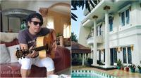 Rumah Ian Kasela (Sumber: Instagram/iankaselaradja)