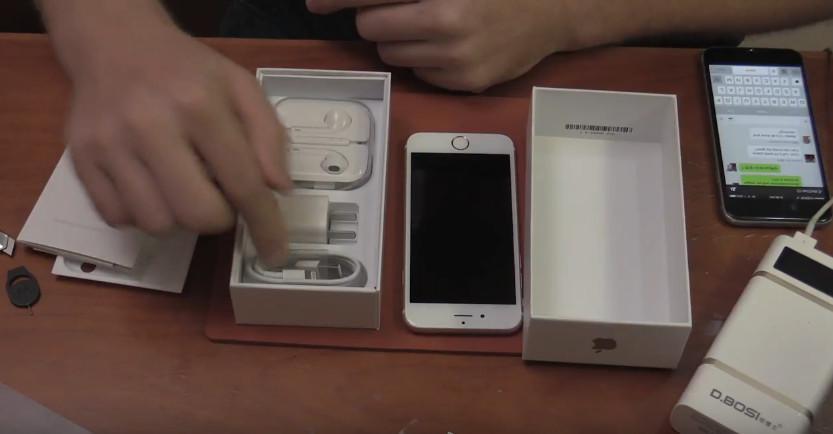Sebuah iPhone 6s berhasil dirakit oleh Scotty Allen (Sumber: YouTube/ Strange Parts)