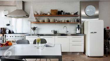 Dapur Bersih Desain Dapur