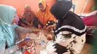 KKP memberikan pembekalan kepada para istri nelayan agar bisa berkreasi, berinovasi dan mengembangkan potensi alam Desa Suak Gual Belitung.  (Foto: KKP)