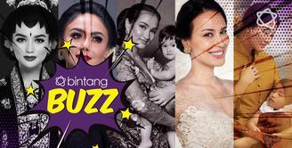 Mengenakan kebaya, kelima selebritis ini tampak cantik nan anggun, yang seolah menunjukkan ciri khas wanita Indonesia.