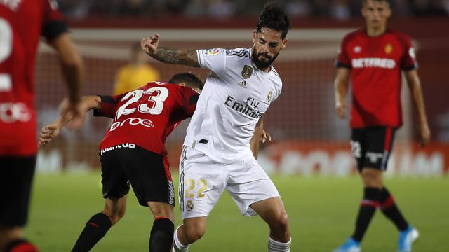 Mallorca Vs Madrid